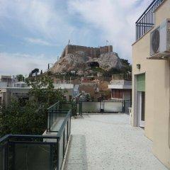 Отель Adams Hotel Греция, Афины - 1 отзыв об отеле, цены и фото номеров - забронировать отель Adams Hotel онлайн балкон