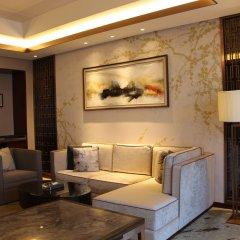 Golden Eagle Summit Hotel Yancheng интерьер отеля