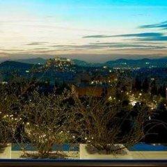 Отель Hilton Athens Афины приотельная территория