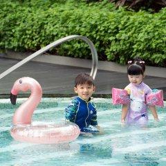 Отель Bangkok Marriott Marquis Queen's Park детские мероприятия