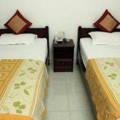 Quang An Hotel сейф в номере