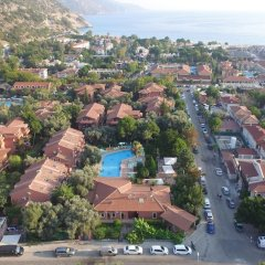 Katre Hotel Oludeniz - All Inclusive парковка