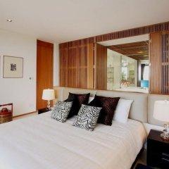 Отель The Heights Luxury Ocean View B22 пляж Ката комната для гостей