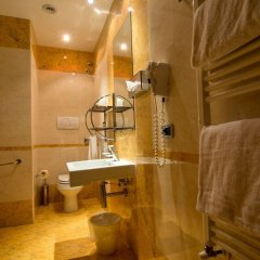 Hotel Planet Ареццо ванная фото 2