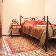 Отель Riad Mahjouba Марракеш комната для гостей