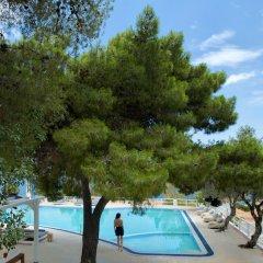 Akra Morea Hotel & Residences бассейн