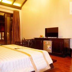Отель Hoi An Phu Quoc Resort комната для гостей