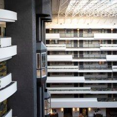 Отель Embassy Suites Los Angeles - International Airport/North США, Лос-Анджелес - отзывы, цены и фото номеров - забронировать отель Embassy Suites Los Angeles - International Airport/North онлайн балкон