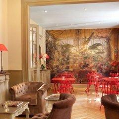 Отель Hôtel Perreyve гостиничный бар