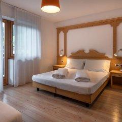 Hotel Europa Долина Валь-ди-Фасса комната для гостей фото 2