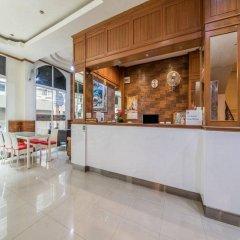 Arya Inn Pattaya Beach Hotel интерьер отеля фото 3