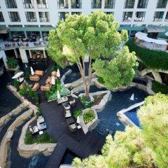 Limak Atlantis De Luxe Hotel & Resort Турция, Белек - 3 отзыва об отеле, цены и фото номеров - забронировать отель Limak Atlantis De Luxe Hotel & Resort онлайн фитнесс-зал
