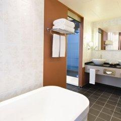 Отель Leonardo Mitte Берлин ванная