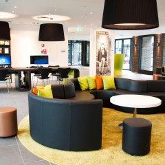 Отель Wakeup Copenhagen - Borgergade Дания, Копенгаген - 4 отзыва об отеле, цены и фото номеров - забронировать отель Wakeup Copenhagen - Borgergade онлайн интерьер отеля