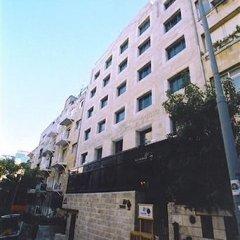 Отель Montefiore Иерусалим парковка