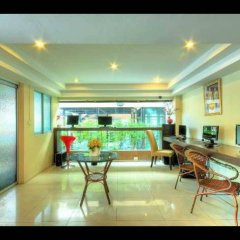 Отель Bs Residence Suvarnabhumi Бангкок в номере фото 2