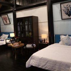 Отель An Bang Stilt House Хойан комната для гостей