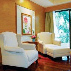 Отель Royal Cliff Beach Terrace Hotel Таиланд, Паттайя - отзывы, цены и фото номеров - забронировать отель Royal Cliff Beach Terrace Hotel онлайн комната для гостей фото 2