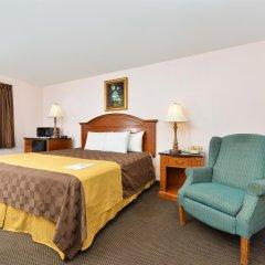 Отель Americas Best Value Inn Effingham комната для гостей
