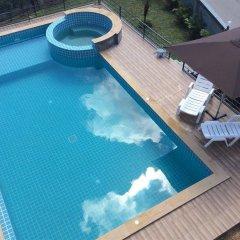 Отель Raya Boutique Hotel Таиланд, Самуи - отзывы, цены и фото номеров - забронировать отель Raya Boutique Hotel онлайн бассейн фото 3