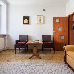 Отель Elegant Apartment Warsaw Promenade II Польша, Варшава - отзывы, цены и фото номеров - забронировать отель Elegant Apartment Warsaw Promenade II онлайн комната для гостей фото 2