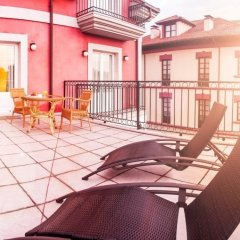 Hotel Spa La Hacienda De Don Juan балкон