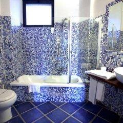 Отель Magaggiari Hotel Resort Италия, Чинизи - отзывы, цены и фото номеров - забронировать отель Magaggiari Hotel Resort онлайн ванная фото 2