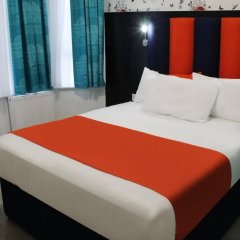 Euro Hotel Clapham комната для гостей фото 3