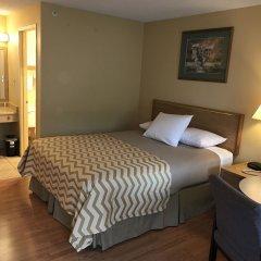 Отель Whiteroof Inn США, Такома - отзывы, цены и фото номеров - забронировать отель Whiteroof Inn онлайн комната для гостей фото 5