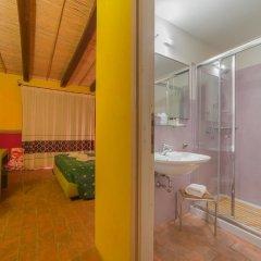 Отель Janas Country Resort Морес ванная