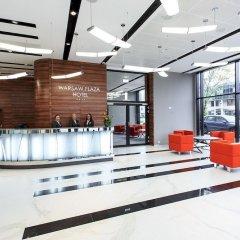 Отель Warsaw Plaza Hotel Польша, Варшава - 1 отзыв об отеле, цены и фото номеров - забронировать отель Warsaw Plaza Hotel онлайн интерьер отеля фото 2