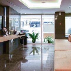 Отель Citadines Sukhumvit 16 Bangkok Таиланд, Бангкок - 1 отзыв об отеле, цены и фото номеров - забронировать отель Citadines Sukhumvit 16 Bangkok онлайн интерьер отеля