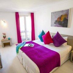 Hotel Cristal & Spa Канны комната для гостей фото 3