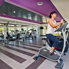 Отель Riu Playacar Плая-дель-Кармен фитнесс-зал фото 2