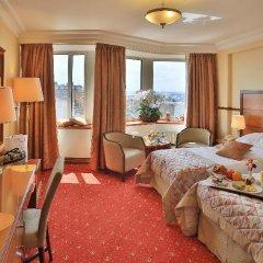 Гостиница Золотое кольцо 5* Стандартный номер с 2 отдельными кроватями