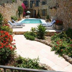 Отель Bellavista Farmhouses Gozo балкон