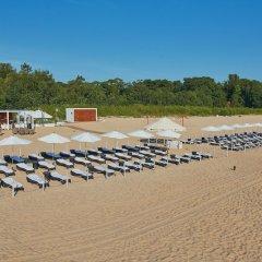 Hotel Haffner пляж фото 2