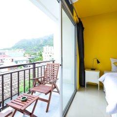 Отель Two Color Patong балкон фото 6