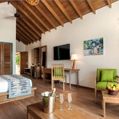 Отель Reethi Faru Resort комната для гостей фото 2