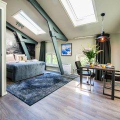 Апартаменты Yays Oostenburgergracht Concierged Boutique Apartments комната для гостей фото 4