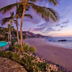 Отель Villa Captiva Мексика, Сан-Хосе-дель-Кабо - отзывы, цены и фото номеров - забронировать отель Villa Captiva онлайн пляж фото 2
