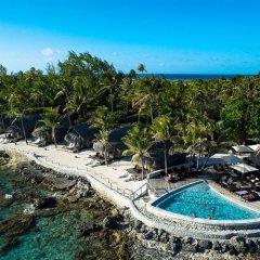 Отель Novotel Beach Resort Французская Полинезия, Бора-Бора - отзывы, цены и фото номеров - забронировать отель Novotel Beach Resort онлайн фото 8