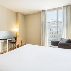 Отель ILUNION Auditori Испания, Барселона - 3 отзыва об отеле, цены и фото номеров - забронировать отель ILUNION Auditori онлайн комната для гостей фото 4