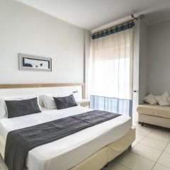 Отель Fontane Bianche Beach Club Фонтане-Бьянке комната для гостей