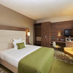 Отель Meliá Düsseldorf Германия, Дюссельдорф - 1 отзыв об отеле, цены и фото номеров - забронировать отель Meliá Düsseldorf онлайн комната для гостей
