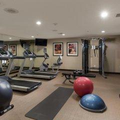 Отель Staybridge Suites Sacramento Airport Natomas фитнесс-зал