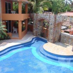 Hotel Villa Mexicana бассейн фото 3