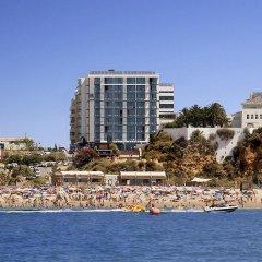 Hotel Da Rocha пляж