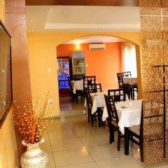 Отель Adis Hotels Ibadan питание