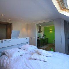 Отель Les Chambres de Franz Бельгия, Брюссель - отзывы, цены и фото номеров - забронировать отель Les Chambres de Franz онлайн комната для гостей фото 5